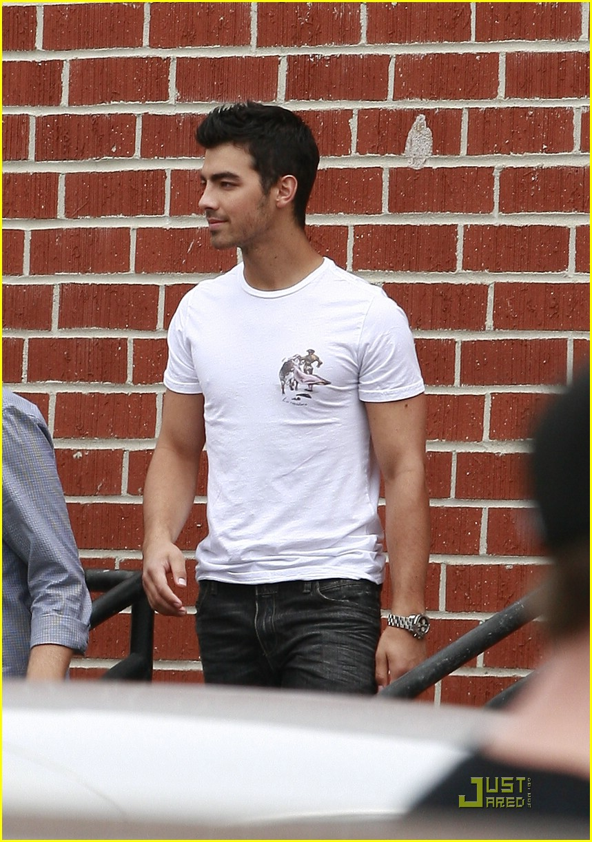 joe nick jonas la lads 07