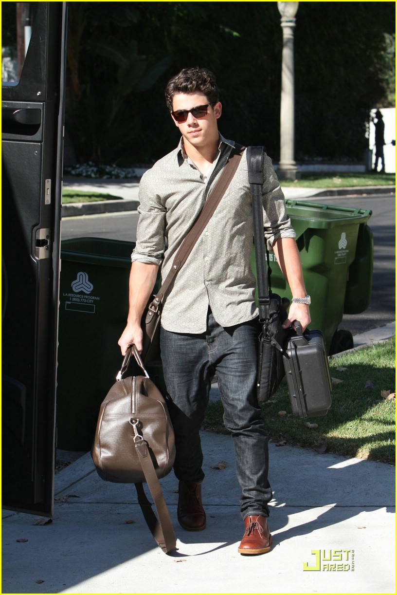 joe nick jonas la lads 10