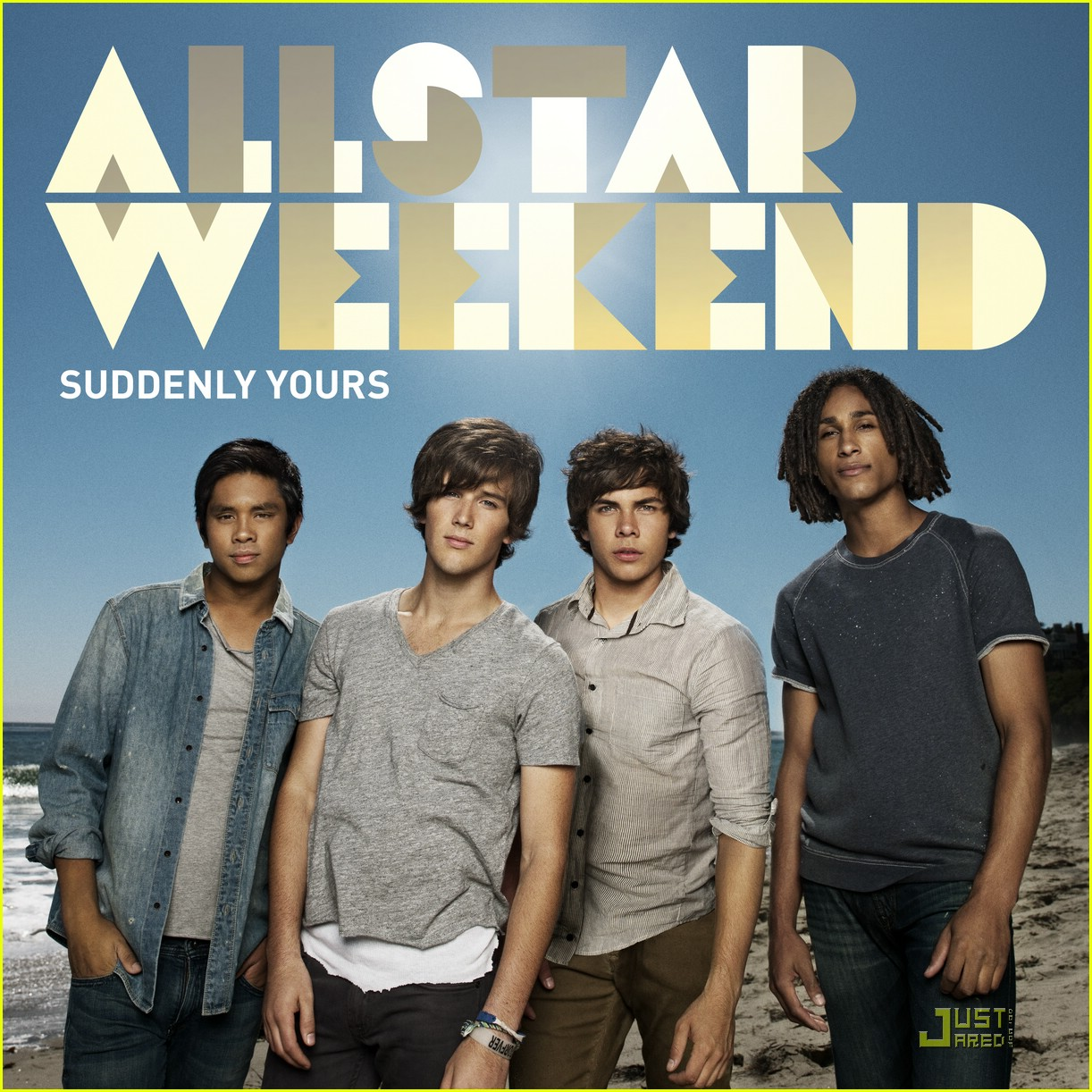 allstar weekend suddenly yours out now 01