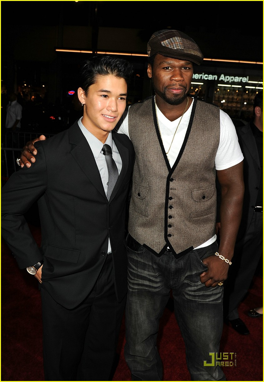 booboo stewart red premiere 03