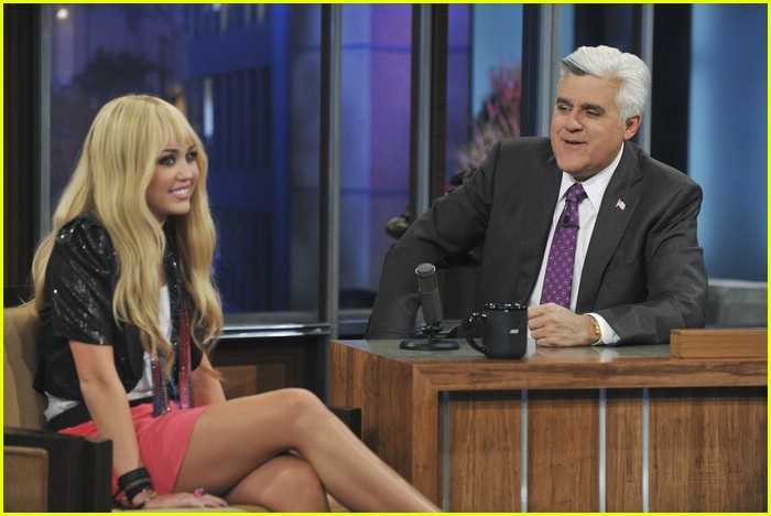 miley cyrus jay leno remember hm 43