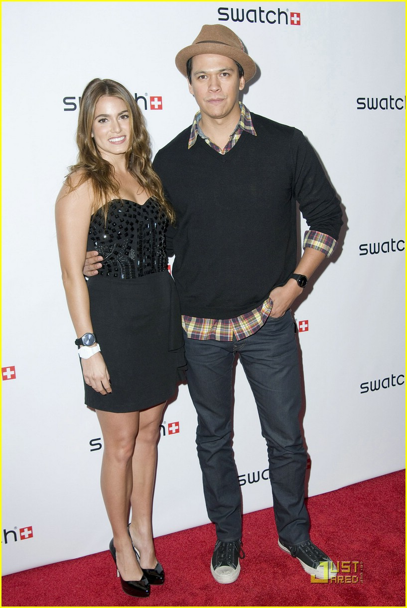 nikki reed swatch party 13