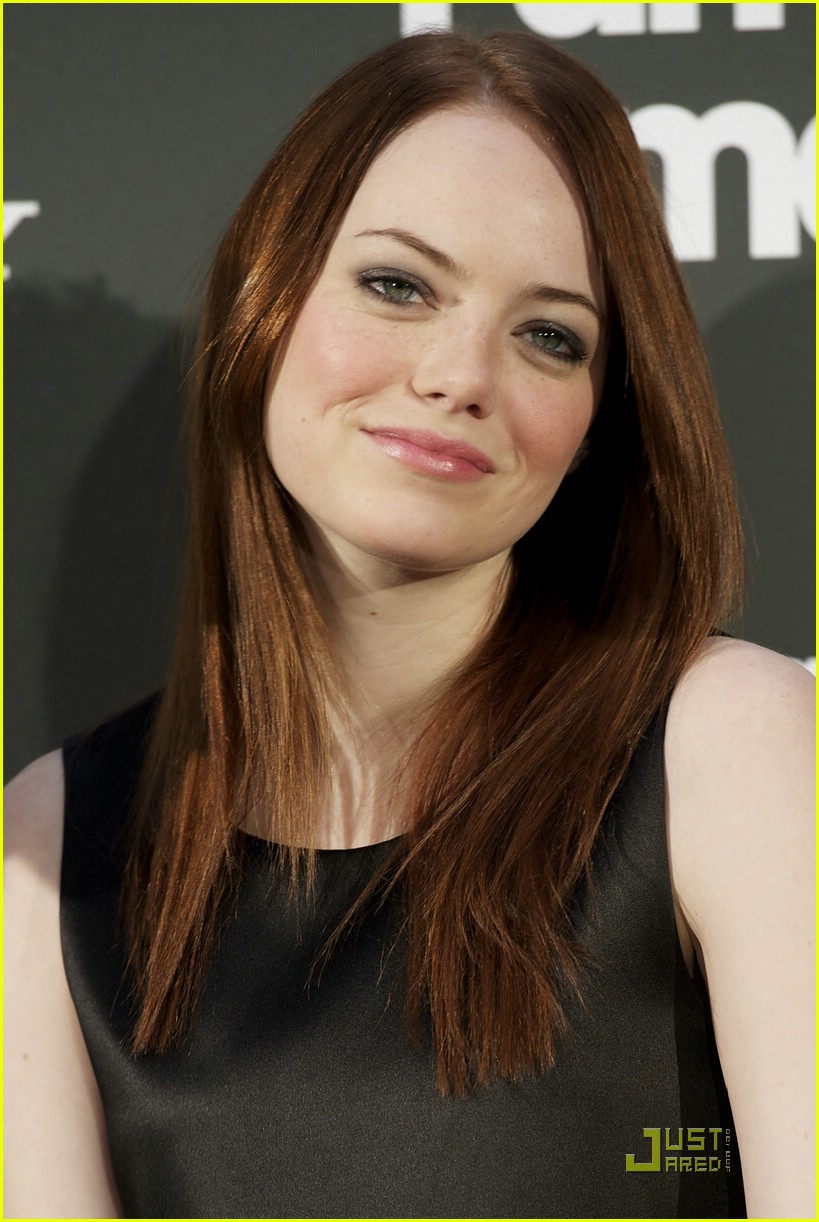emma stone easy a madrid 11