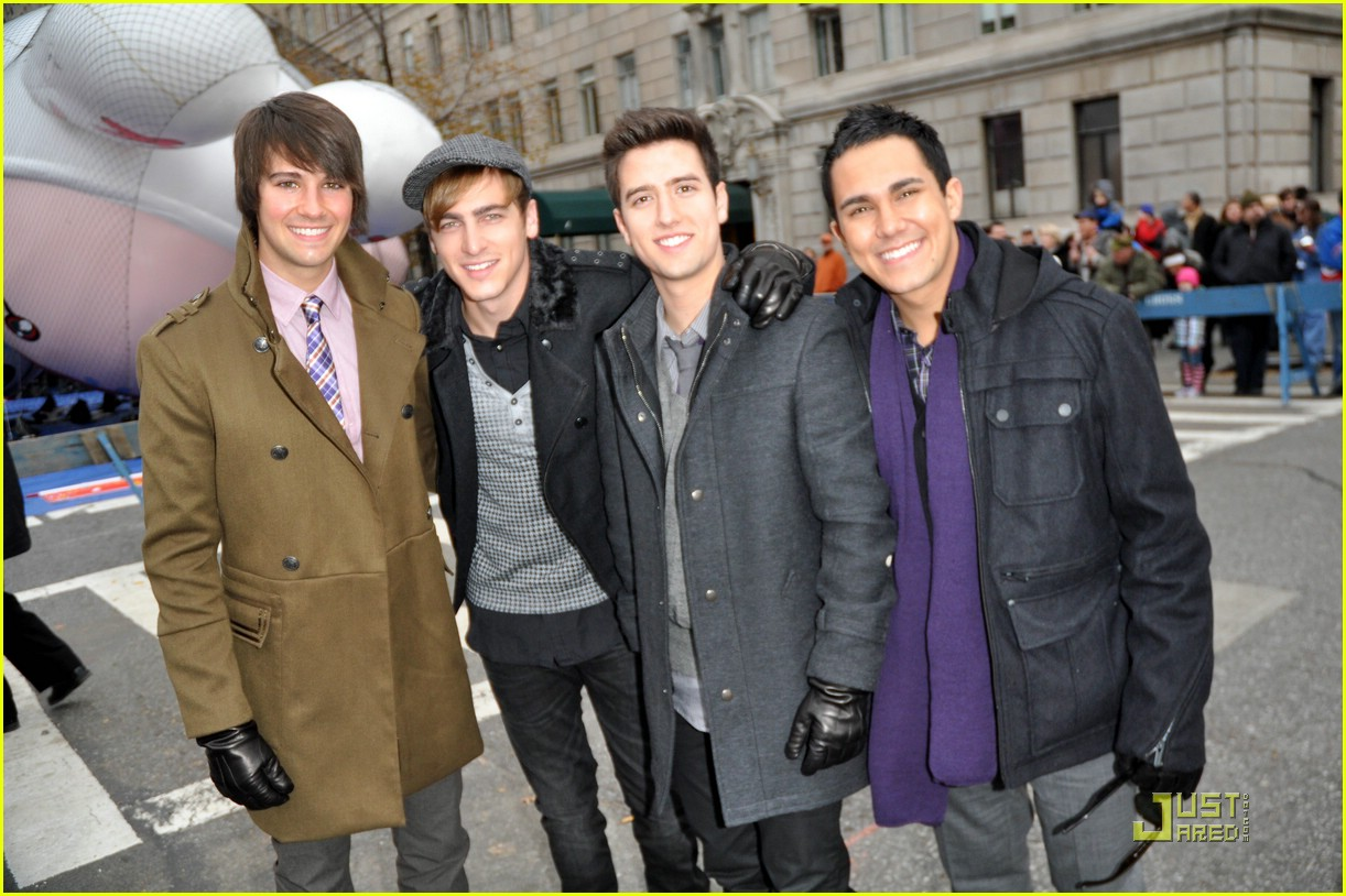 big time rush macys parade 03