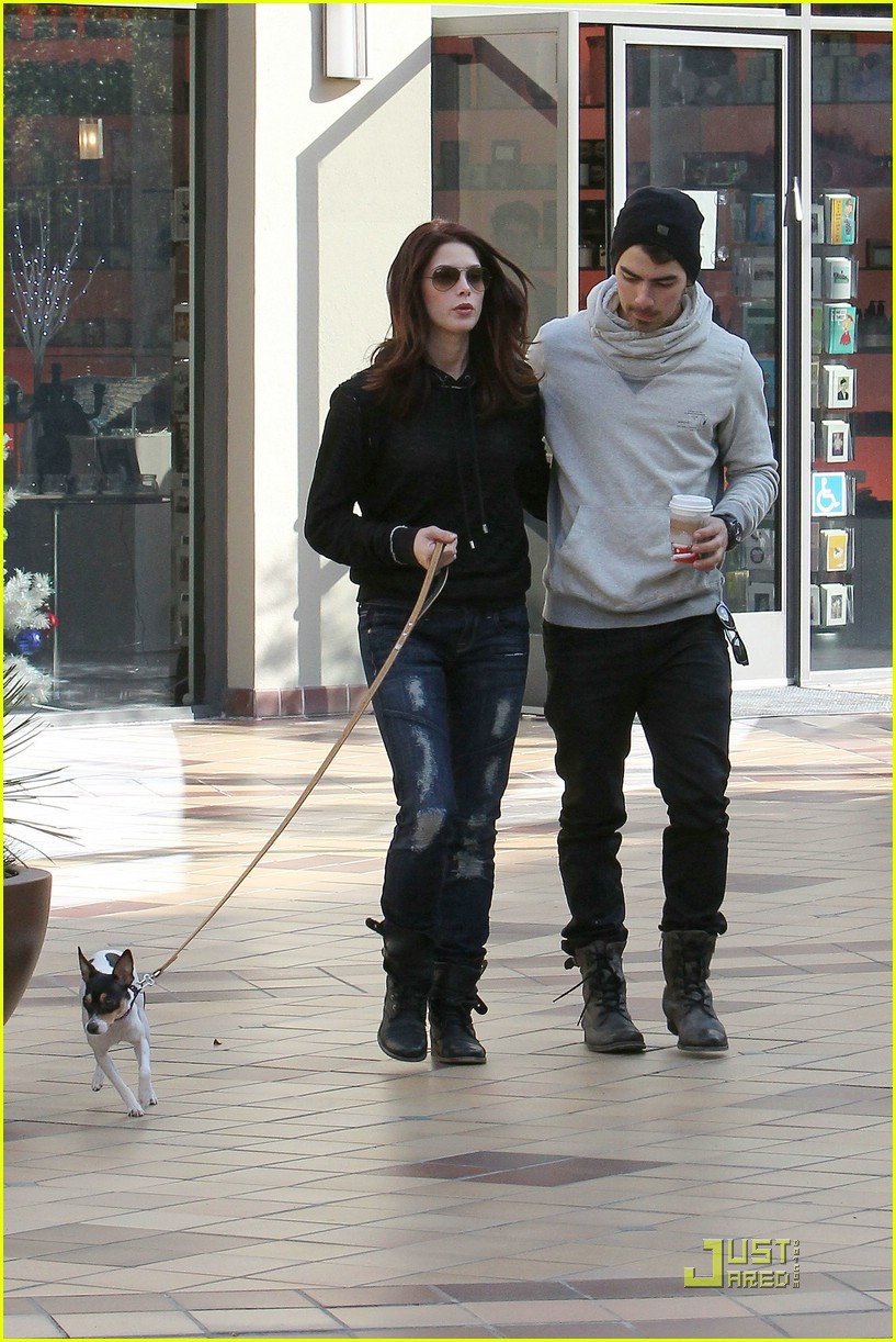 ashley greene joe jonas knives 13