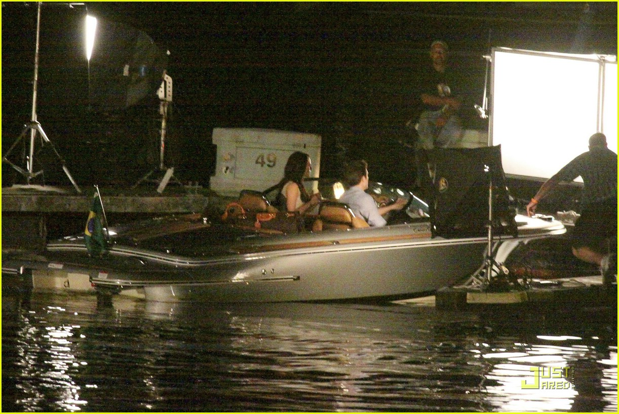 robert pattinson kristen rio romance 20