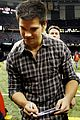 Lautner-saints taylor lautner sunday saints 11