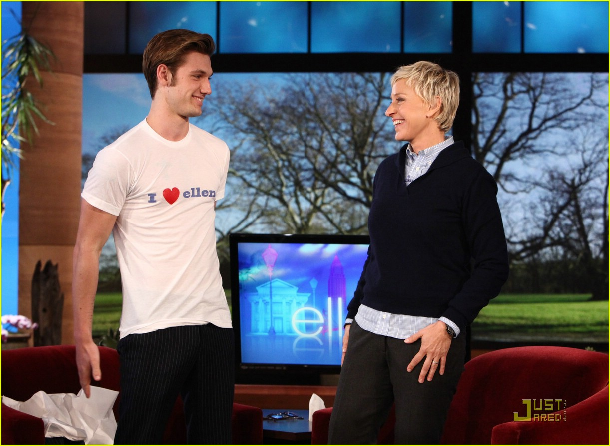 alex pettyfer dianna classic ellen 02