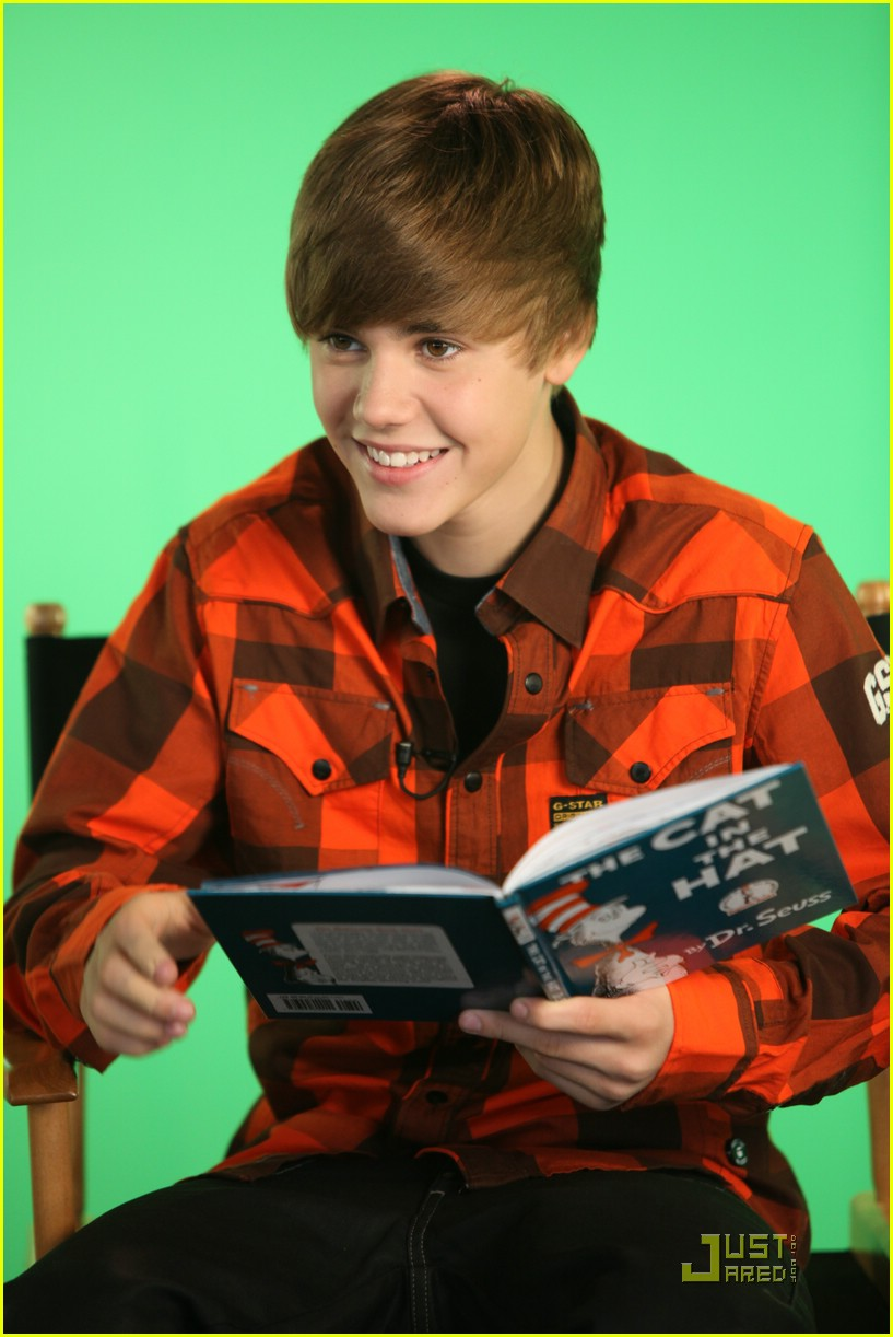 justin bieber book cat hat 01