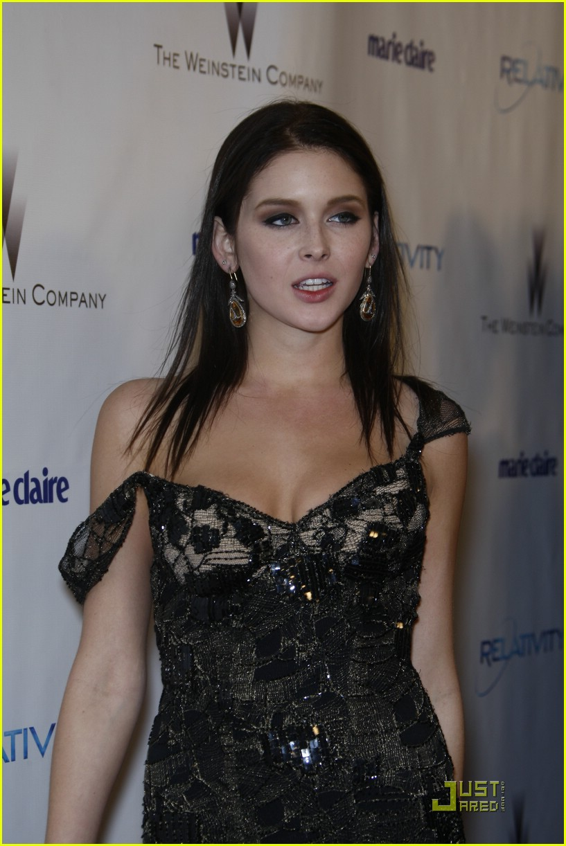 renee olstead liam hemsworth globe party 03