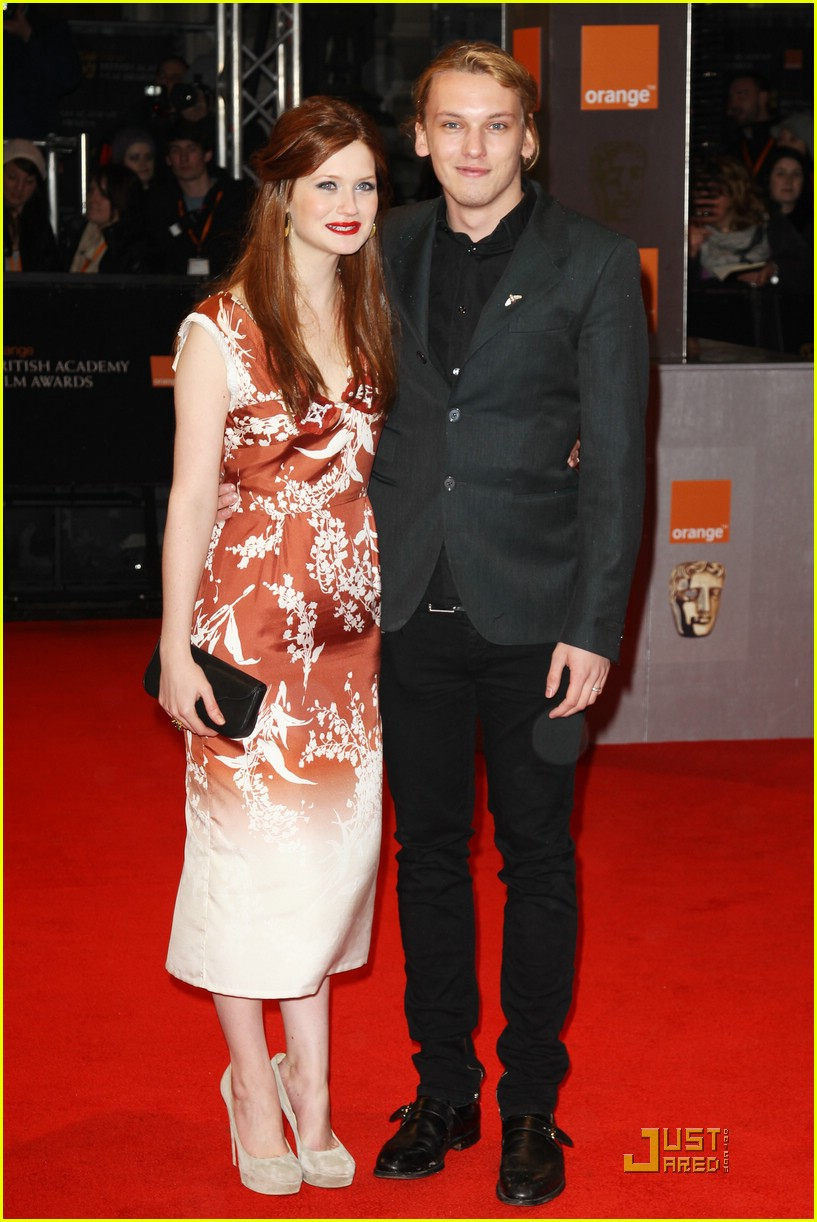 bonnie wright jamie bower bafta 03