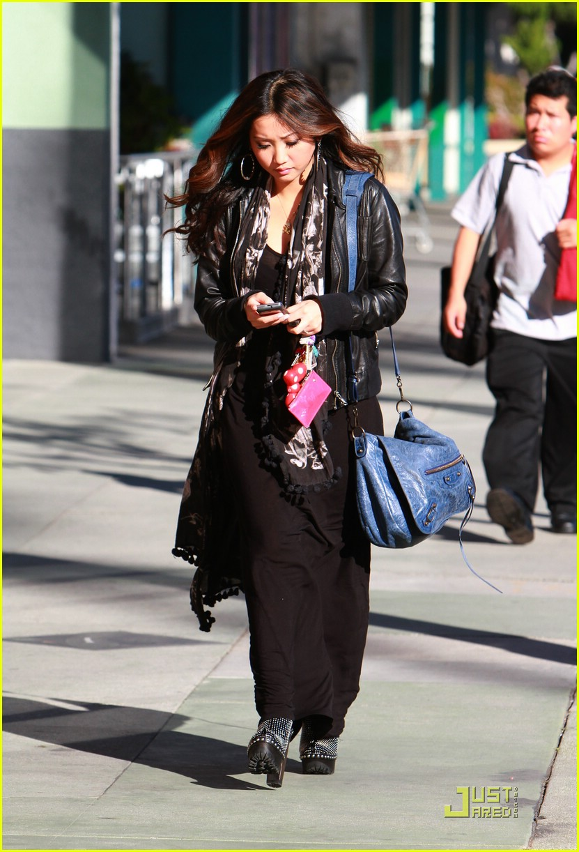 brenda song boogie town october 01