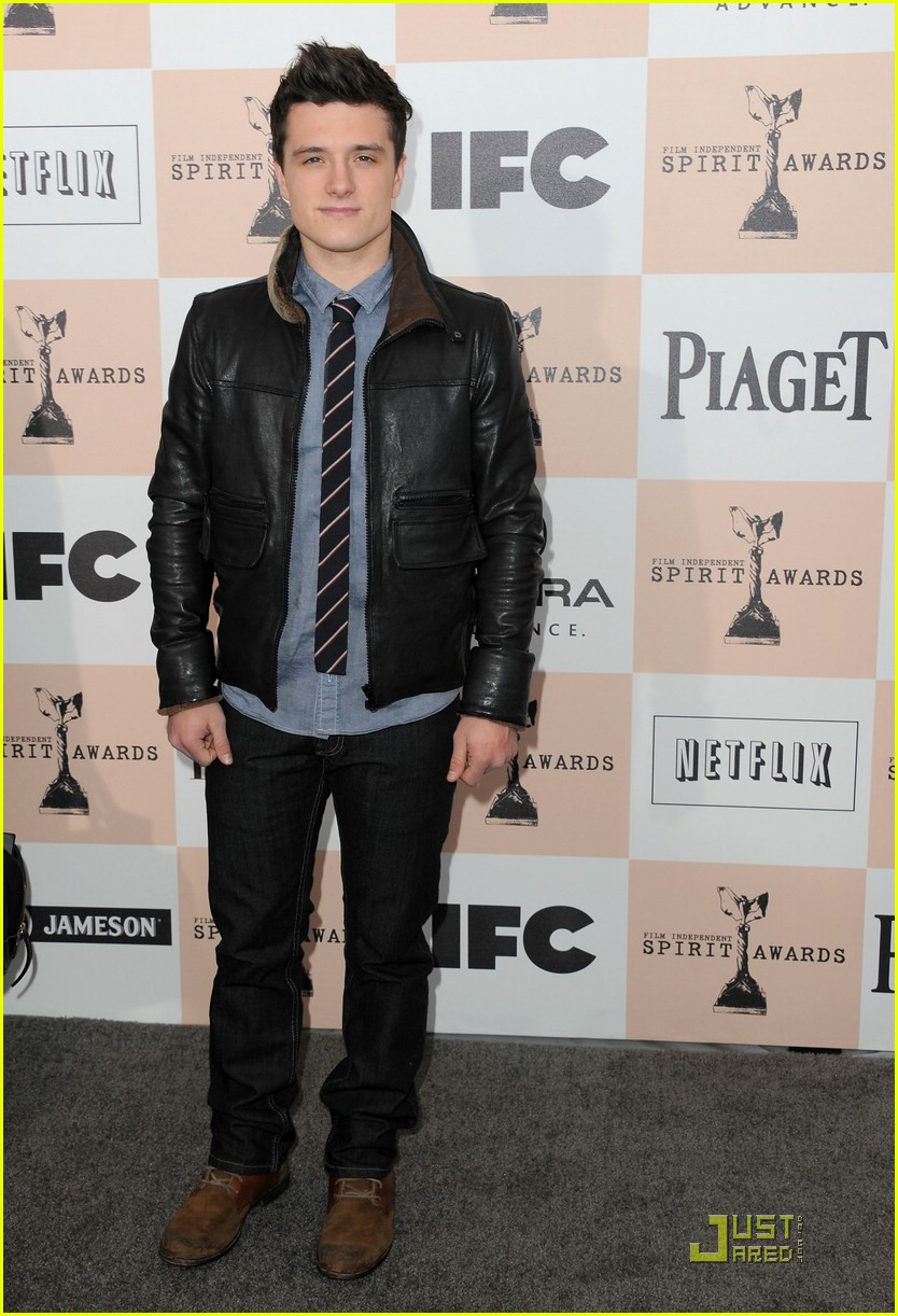 josh hutcherson spirit awards 10