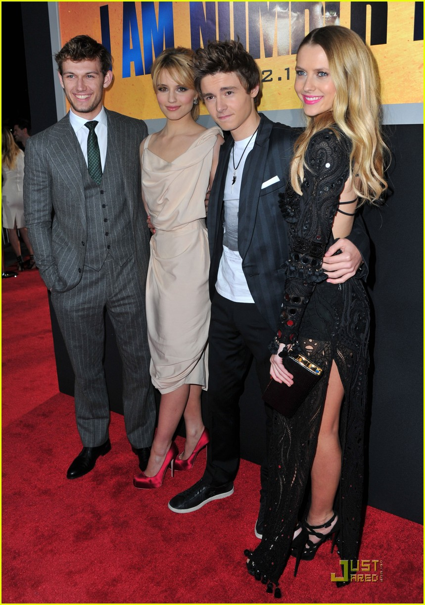 alex pettyfer number four premiere 05