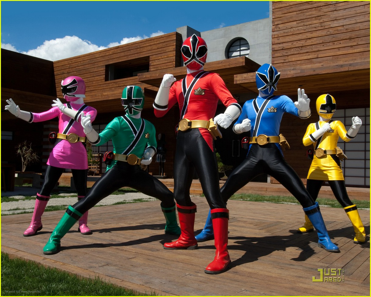 power rangers samurai premieres monday photo 402886 photo