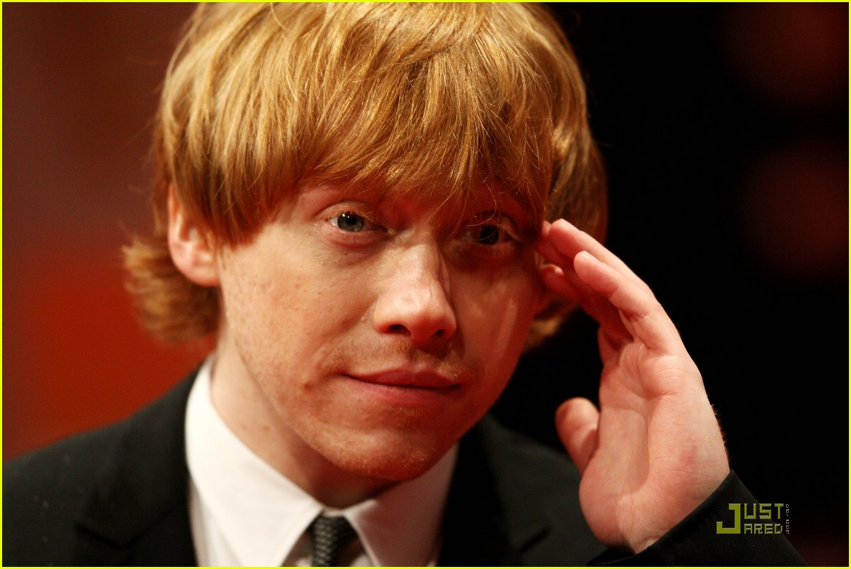rupert grint bafta awards 01