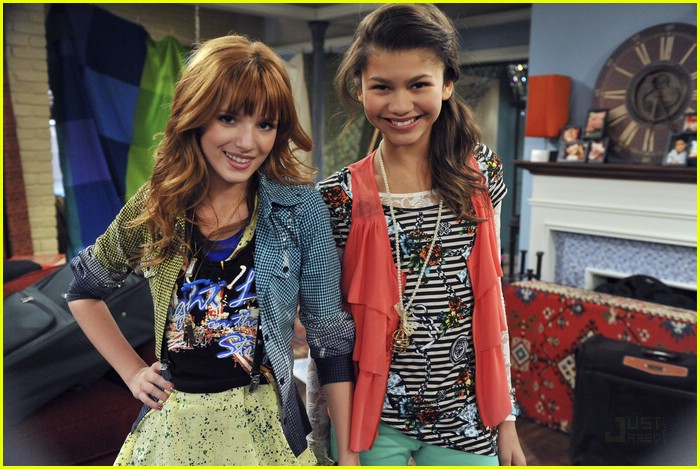 bella zendaya heat shake up 10