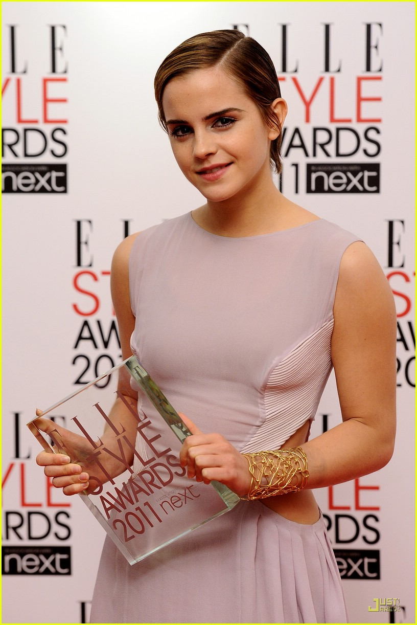 emma watson elle style awards 16