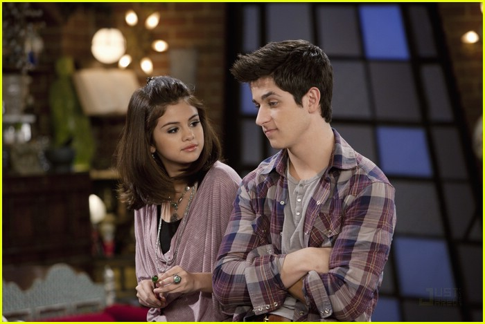 selena gomez david henrie wizards angels 14