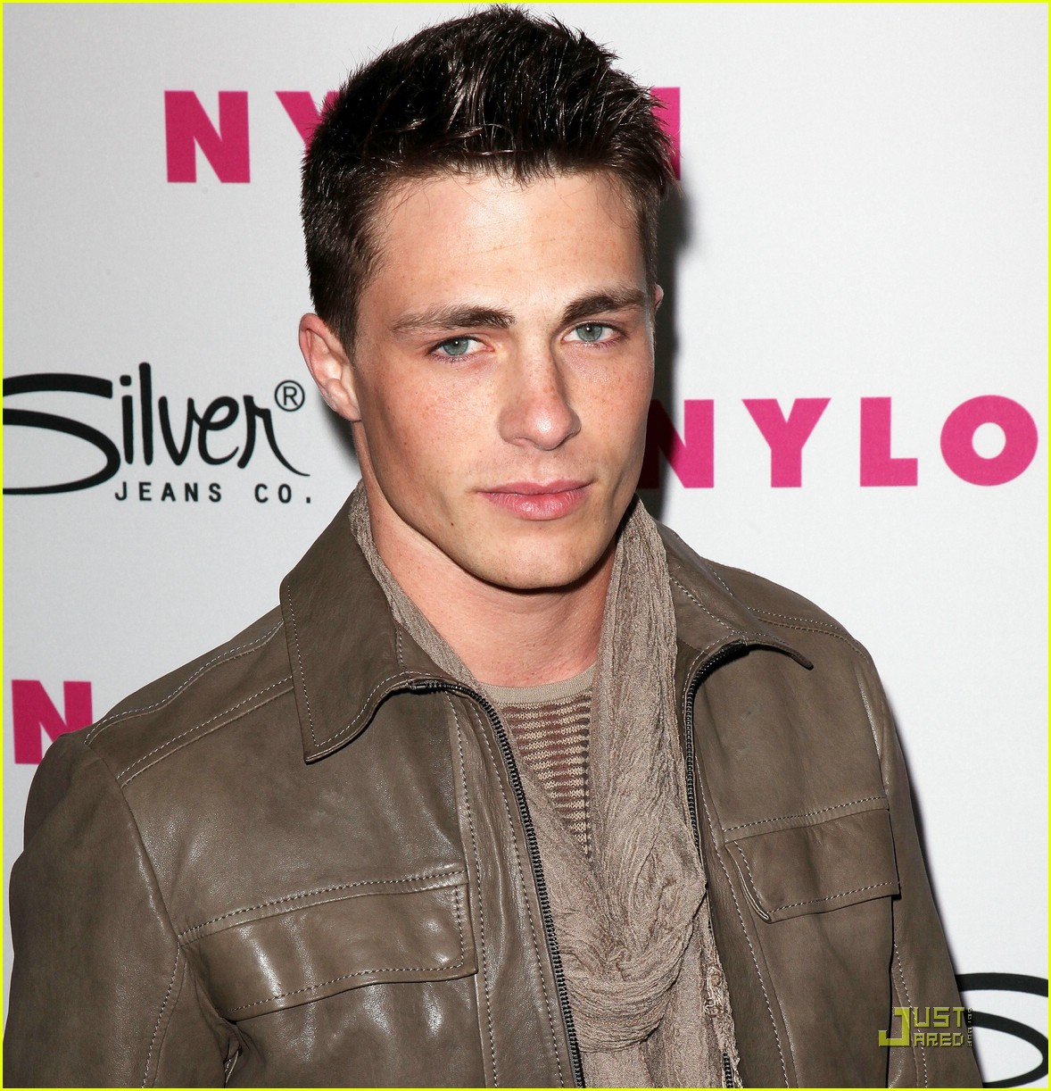 colton haynes crystal reed nylon 13