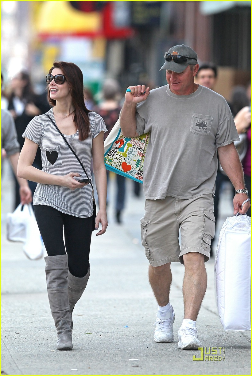 ashley greene soho dad 02