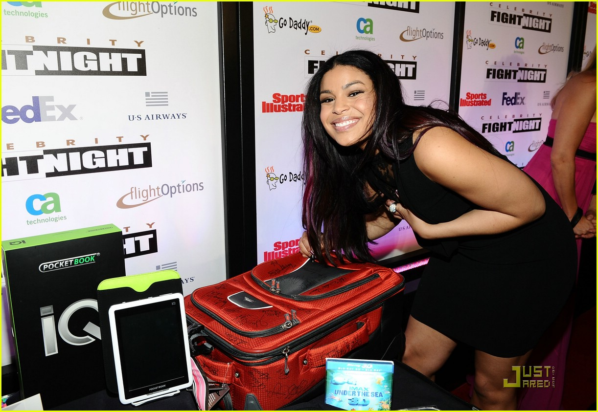jordin sparks celeb fight night 01