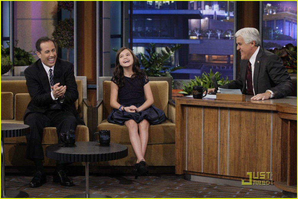 bailee madison tonight show 02