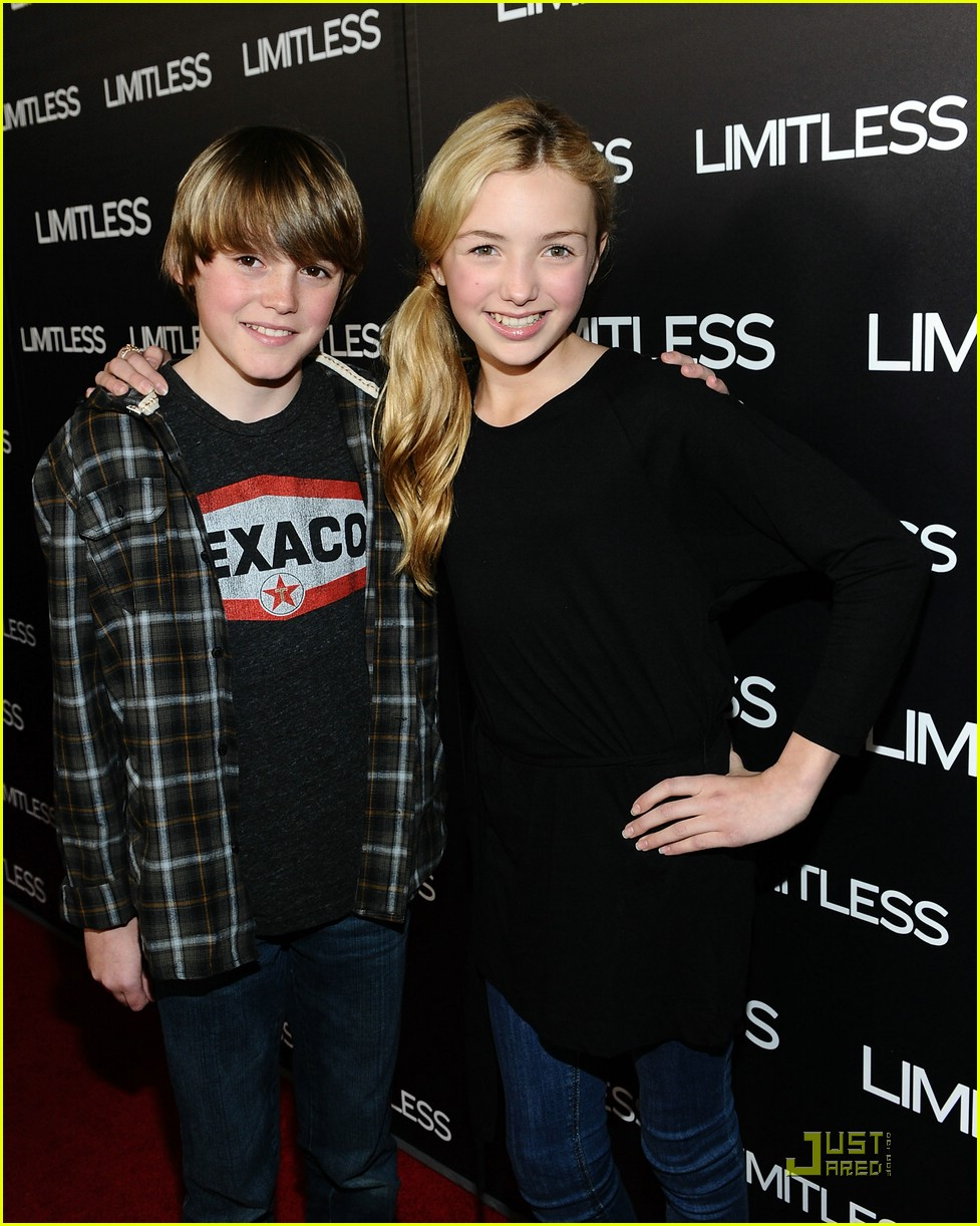 peyton list mars limitless 01