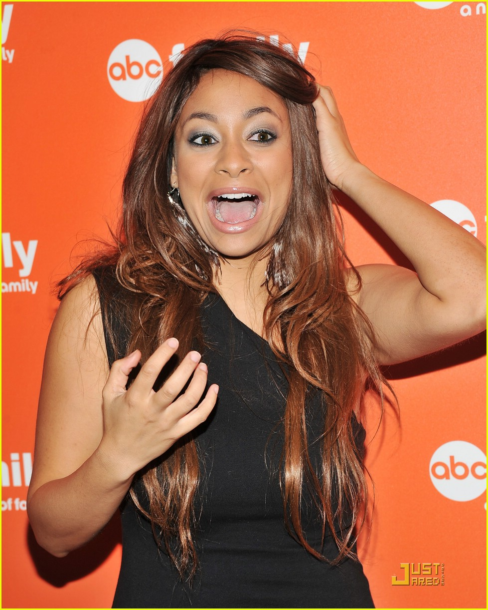 raven symone abc family upfronts 13