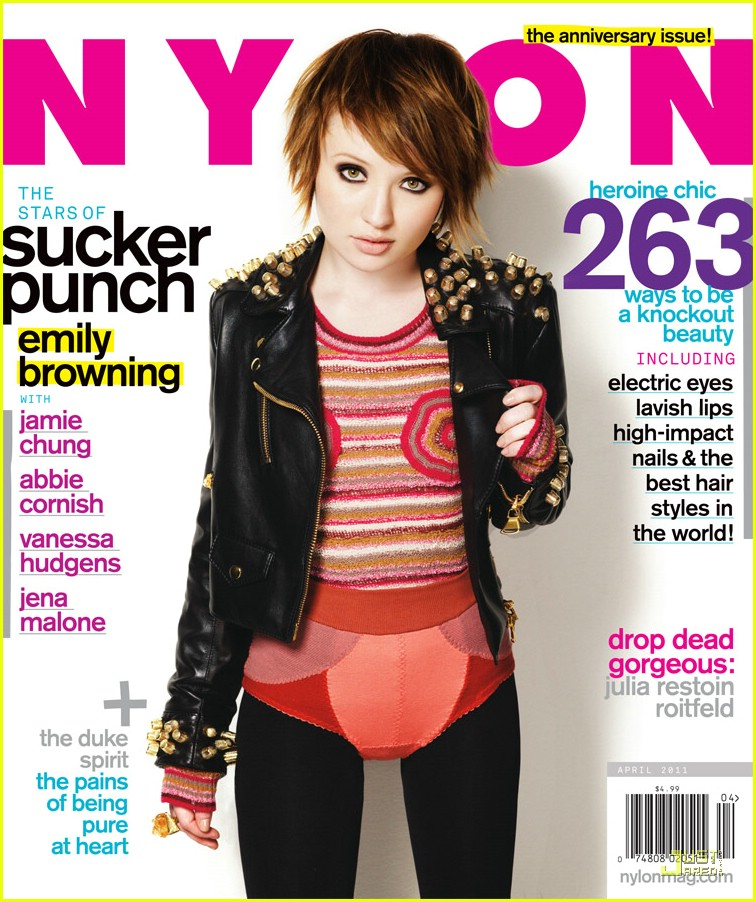 vanessa hudgens april 2011 nylon 01