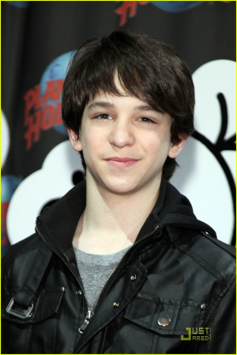 Zachary Gordon Zachary Gordon 39Wimpy Kid39 Goes to Planet Hollywood