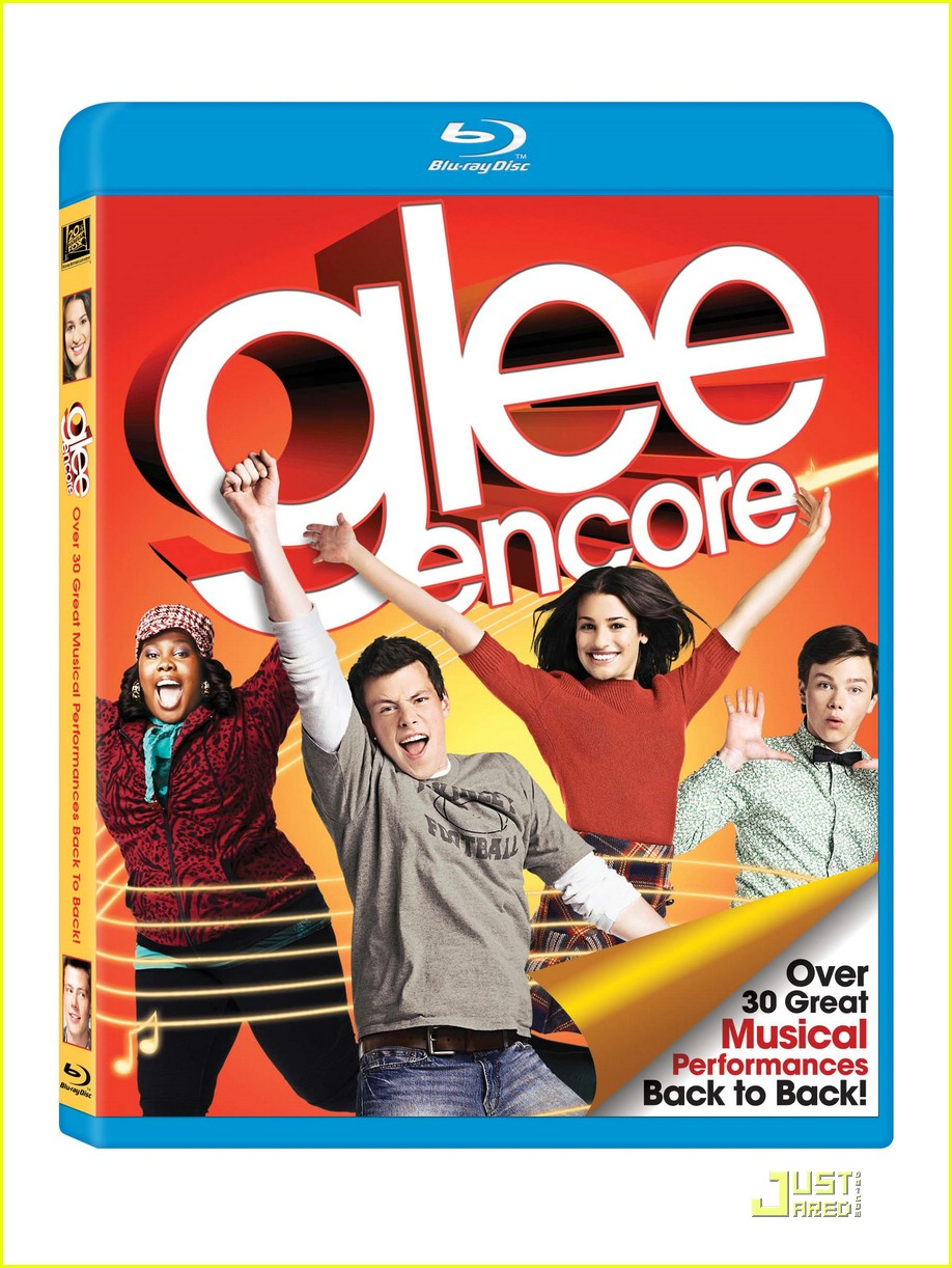 glee encore dvd 01