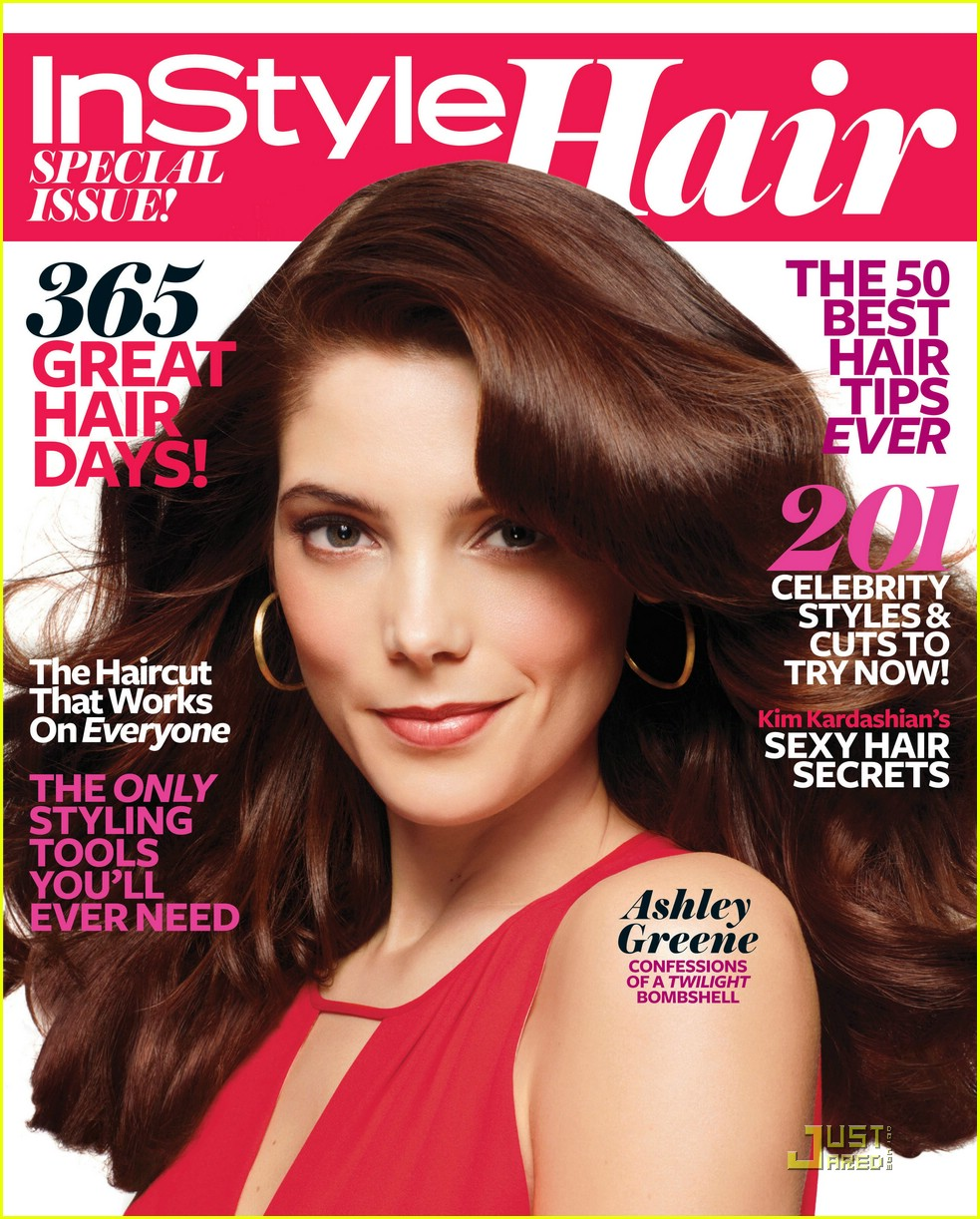 ashley greene instyle hair 01