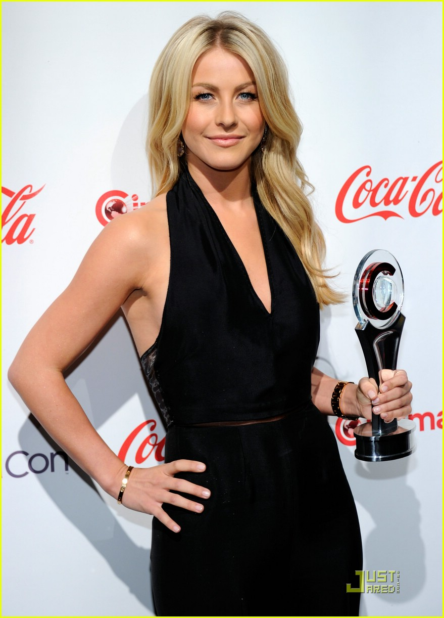 julianne hough cinemacon 13