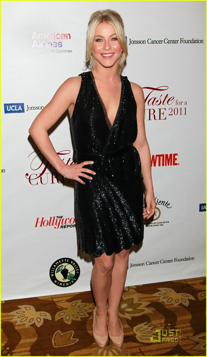 julianne hough taste cure 19