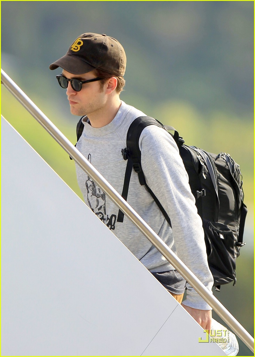 robert pattinson st thomas miami 01