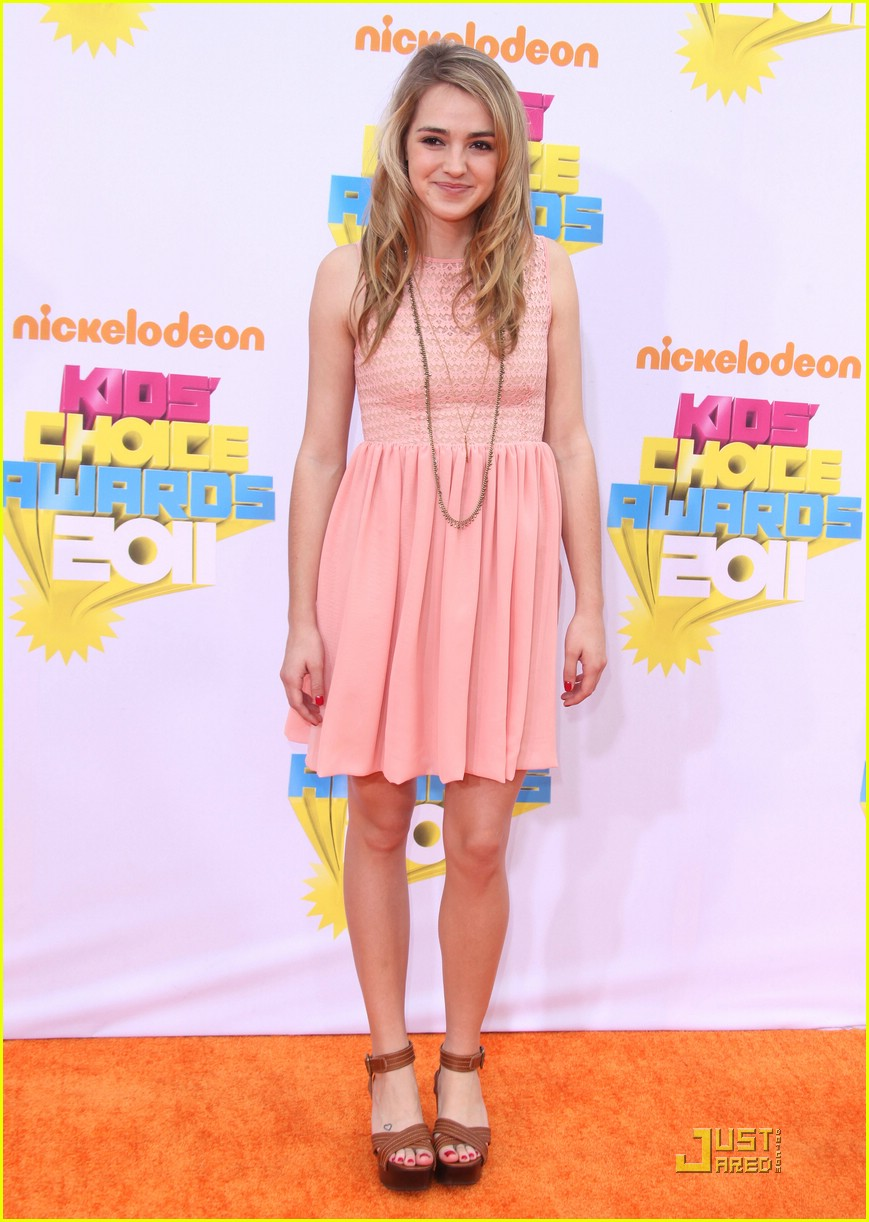 katelyn tarver kids choice 05