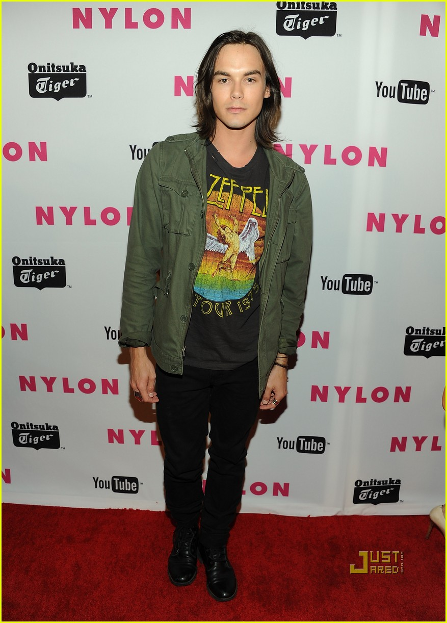 tyler blackburn nylon party 05
