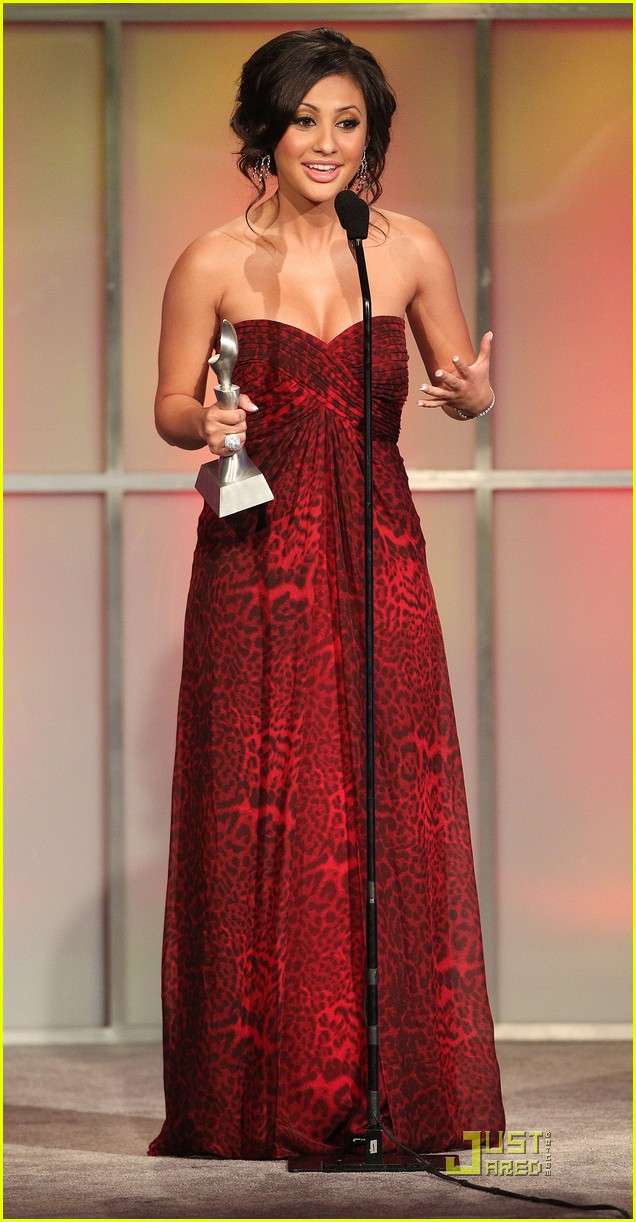 francia raisa gracie awards 05