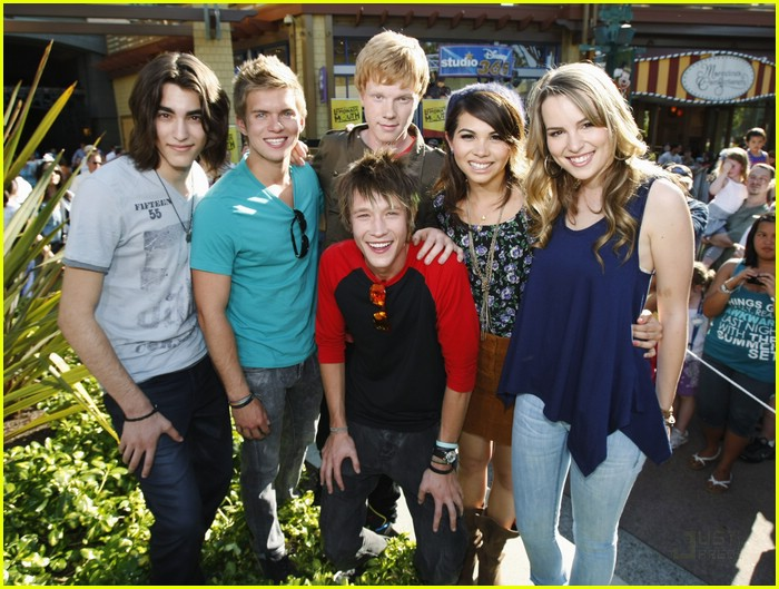 lemonade mouth disneyland 02