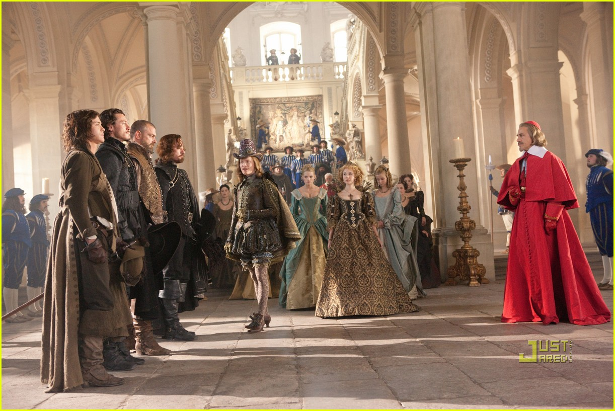 logan lerman three musketeers stills 06.