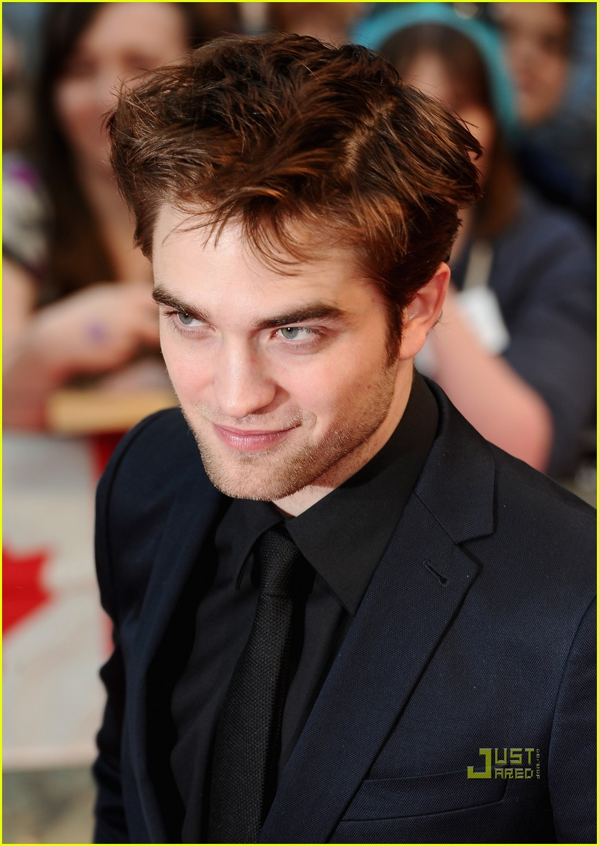robert pattinson water for elephants uk premiere 09