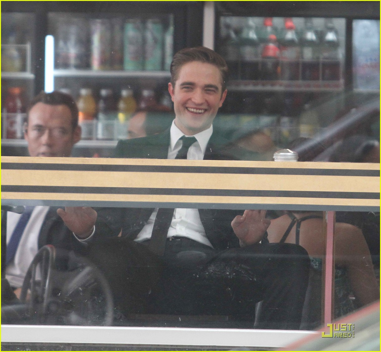 robert pattinson cosmopolis set 10