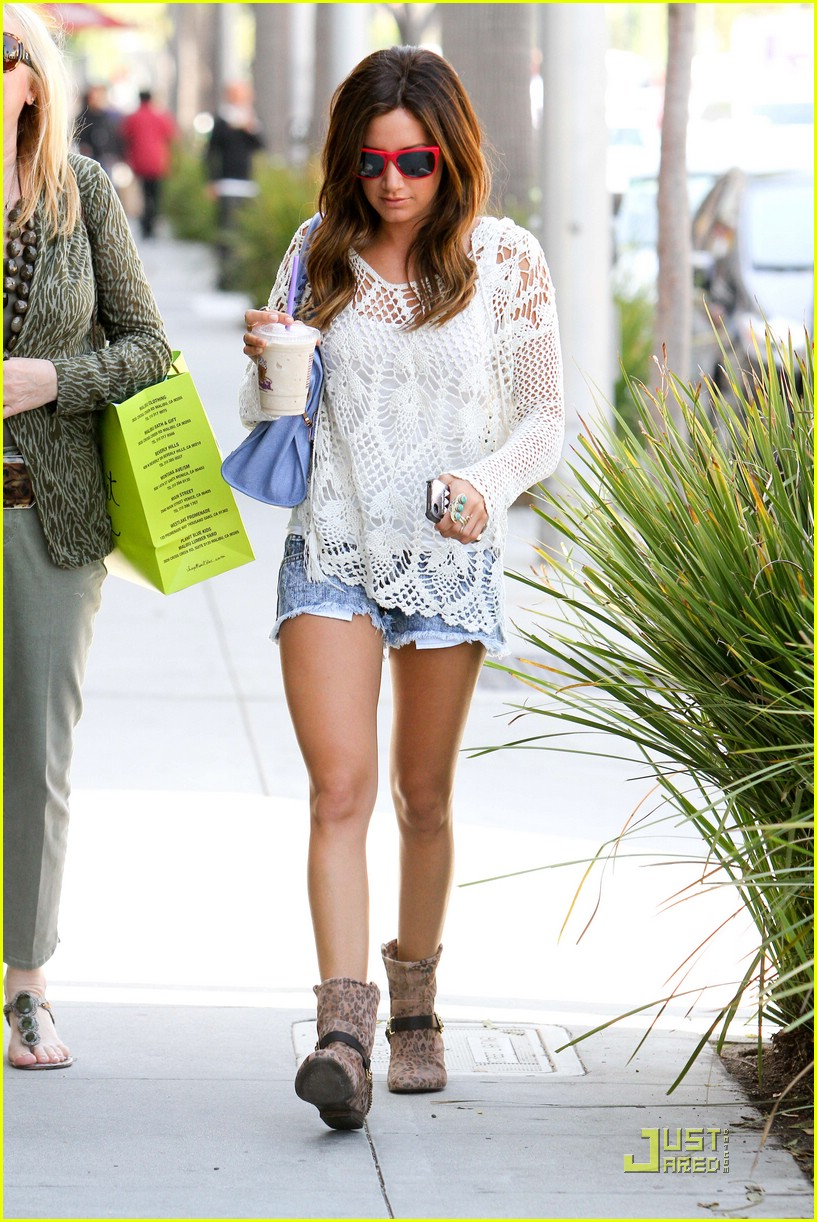 ashley tisdale crochet cool 07
