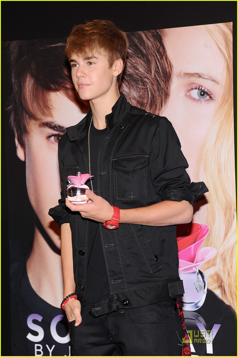 justin bieber someday launch 08