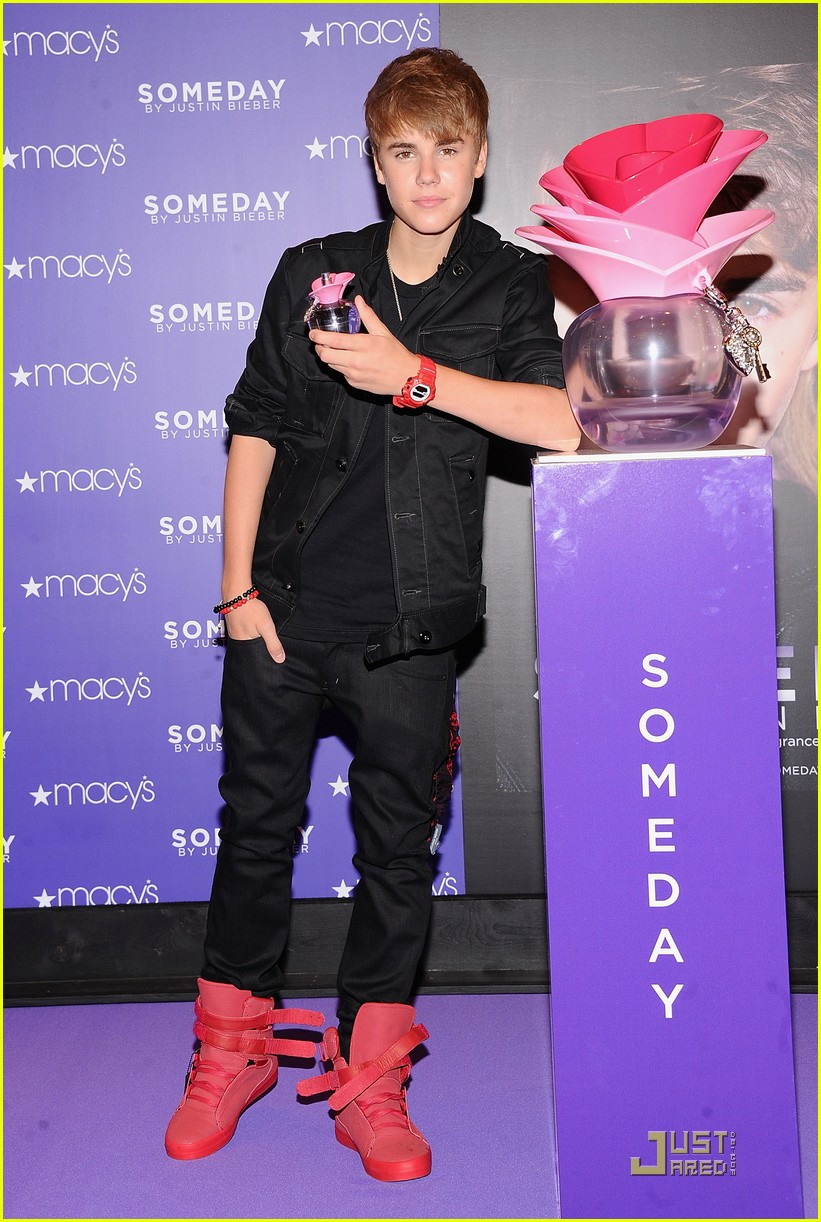 justin bieber someday launch 13