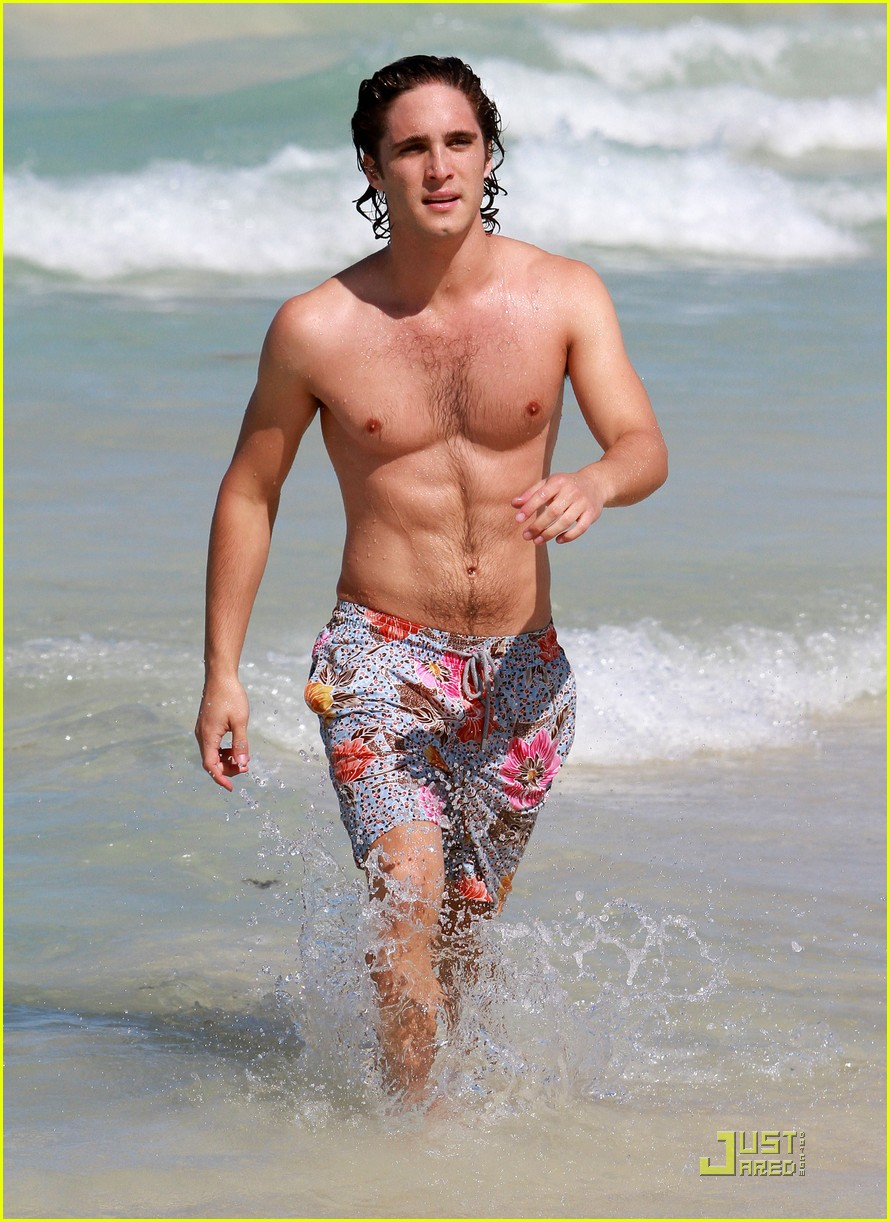 diego boneta miami beach fun 10