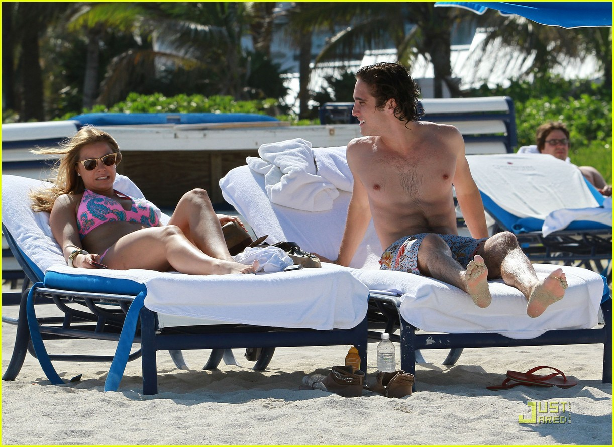 diego boneta miami beach fun 11