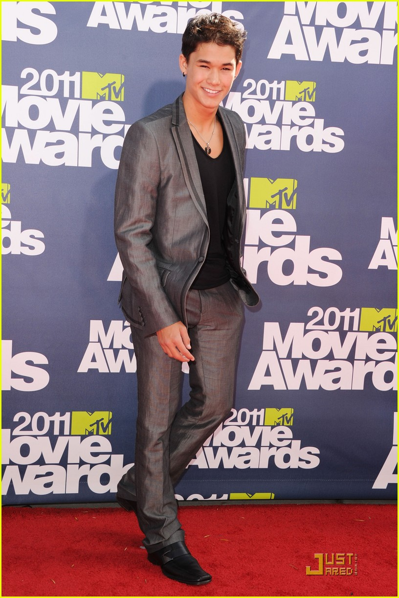 booboo fivel stewart mtv movie awards 09