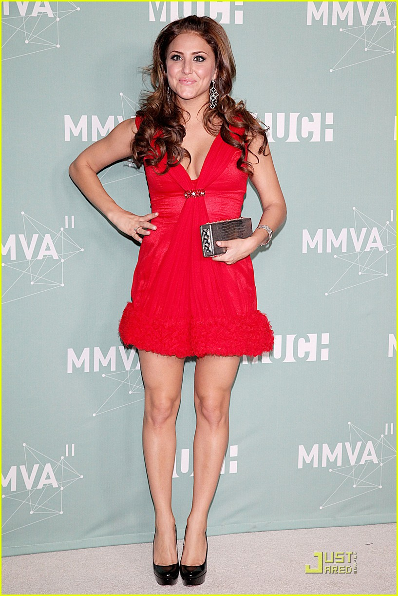 cassie scerbo mmva awards 04